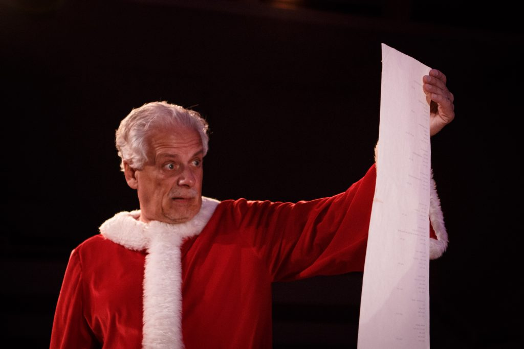 Merry Christmas, Mr. Jones - The List