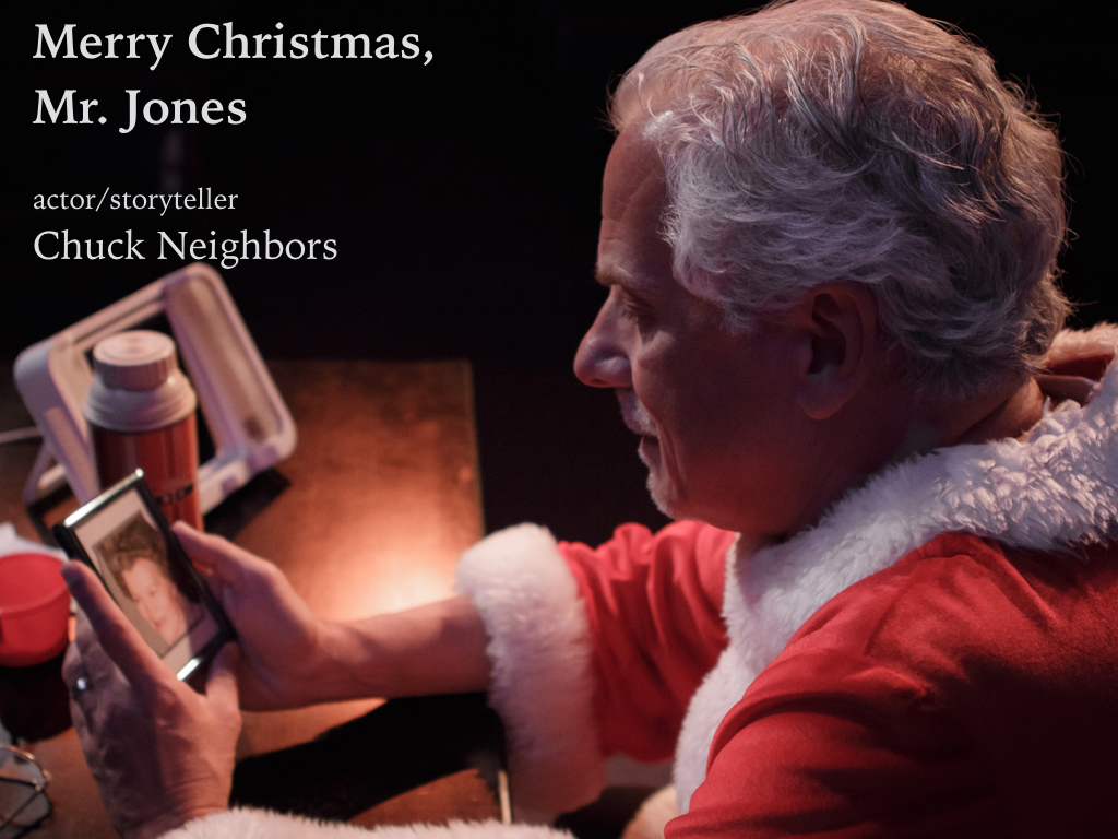 Merry Christmas, Mr. Jones