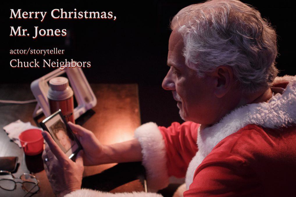 Merry Christmas, Mr. Jones - poster