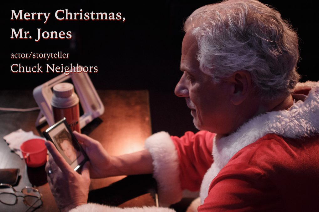 Merry Christmas, Mr. Jones - poster